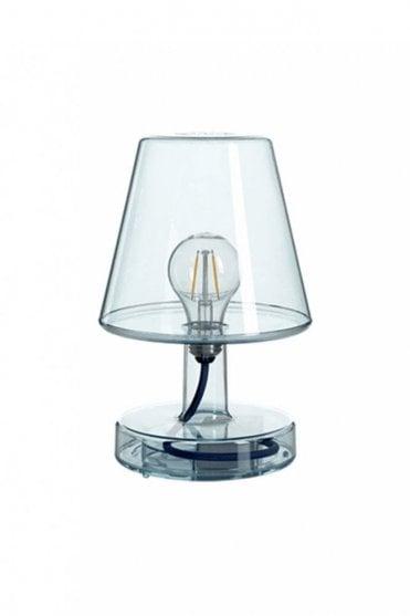 Transloetje Table Lamp in Blue