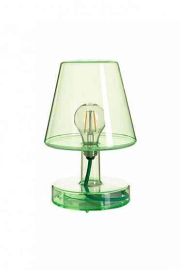 Transloetje Table Lamp in Green