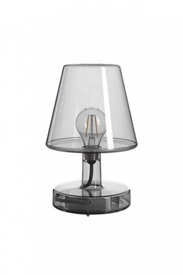 Transloetje Table Lamp in Grey