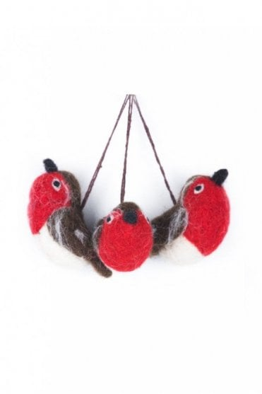 Baby Red Robins (Bag of 3)