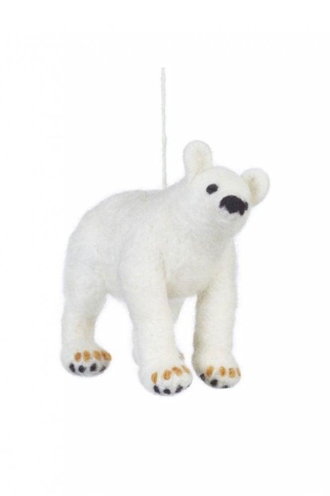 Felt So Good Polar Bear