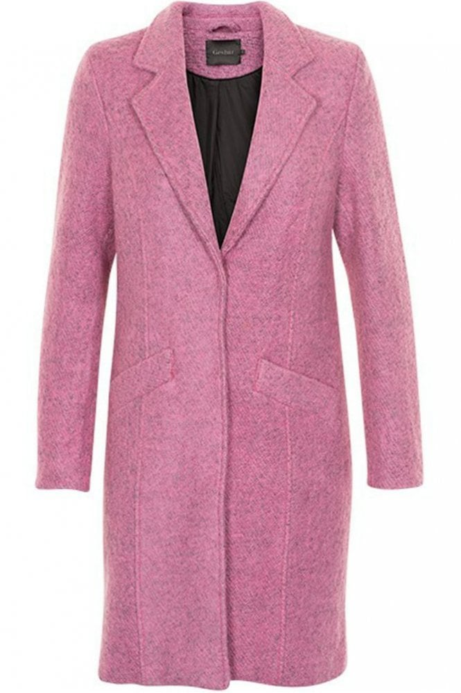 Gestuz Rosa Coat in Misty Rose