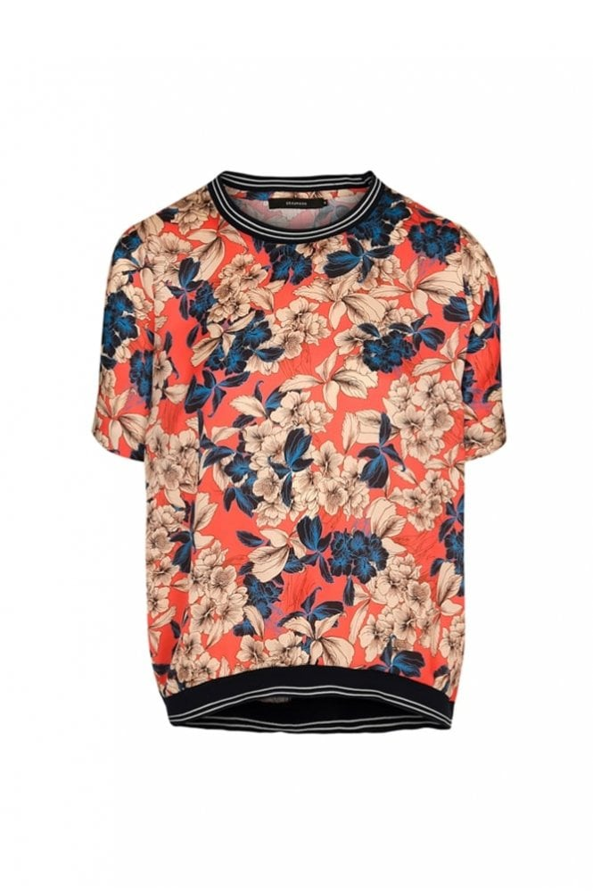 Graumann Abbi Flower Pink Shirt
