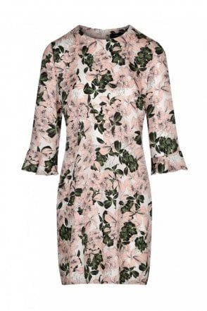 Erna Flower Dress