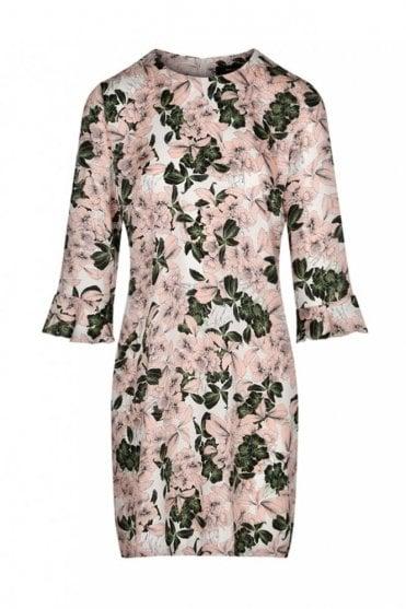 Erna Flower Dress
