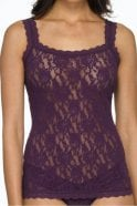 Hanky Panky Signature Lace Classic Camisole in Fig