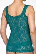 Hanky Panky Signature Lace Classic Camisole in Juniper