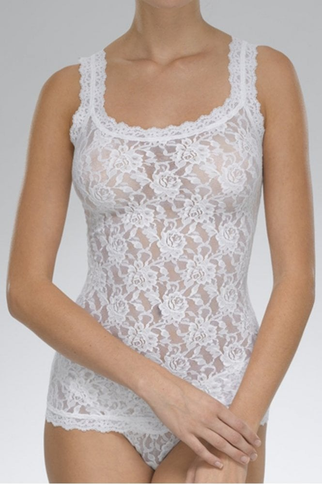 Hanky Panky Signature Lace Classic Camisole in White