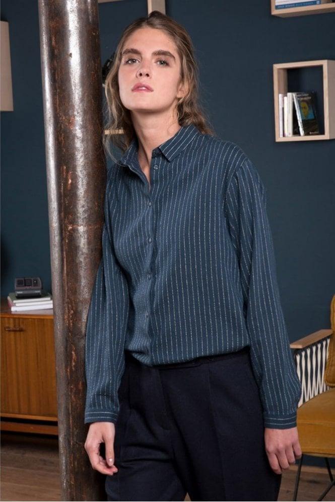Harris Wilson Célestine Shirt in Canard