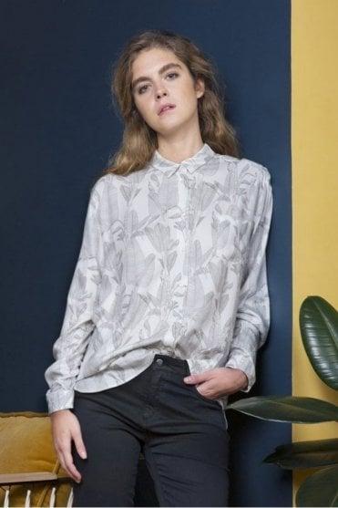 Césarine Shirt in Ecru