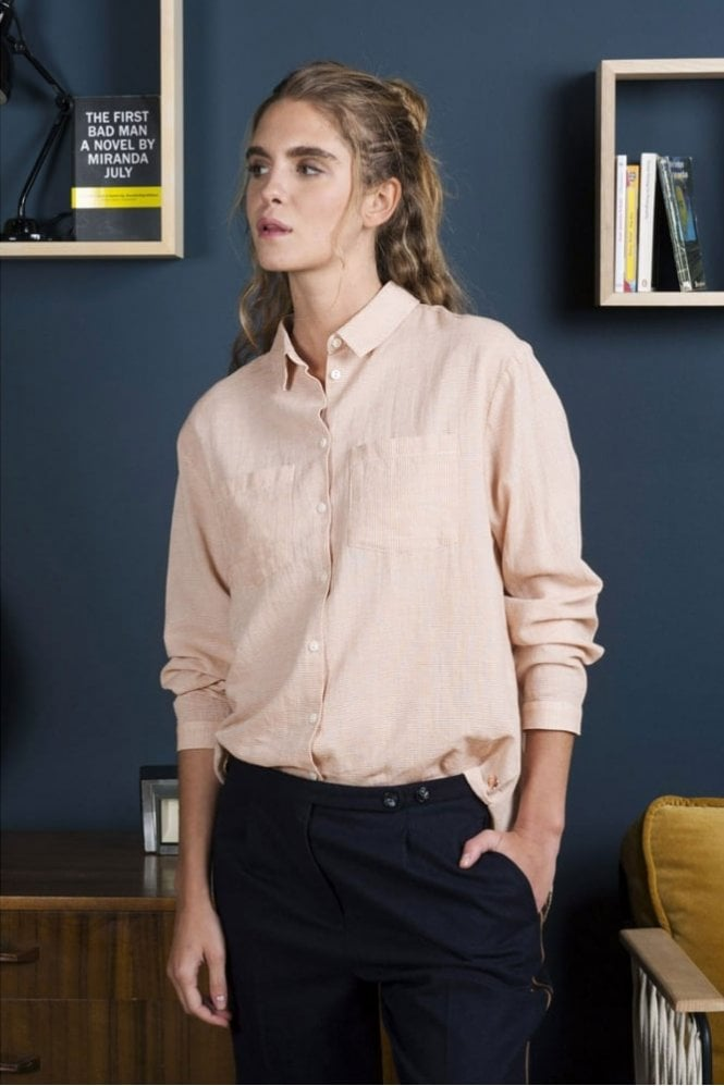 Harris Wilson Carine Shirt in Honey
