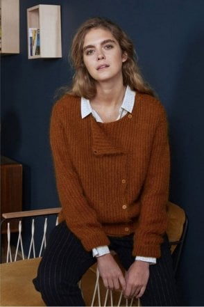 Maniac Cardigan in Honey