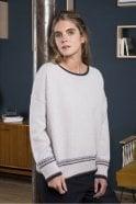 Harris Wilson Manitou Sweater in Rain