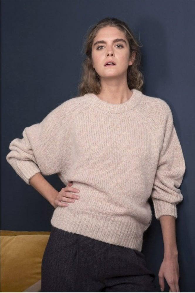Harris Wilson Mantra Sweater in Dragée