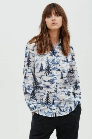 Blue Forest Clyde Shirt