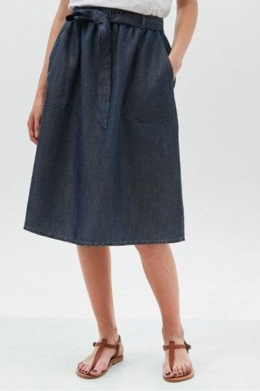 Indigo Jemina Skirt
