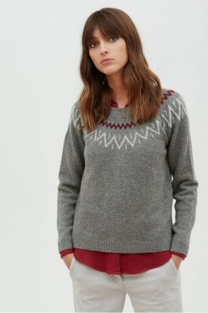 Macassar Fairisle Sweater
