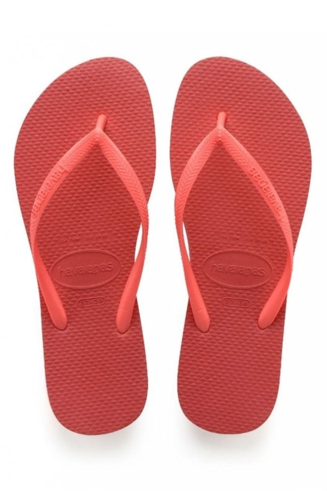 Havaianas Slim in Coral New