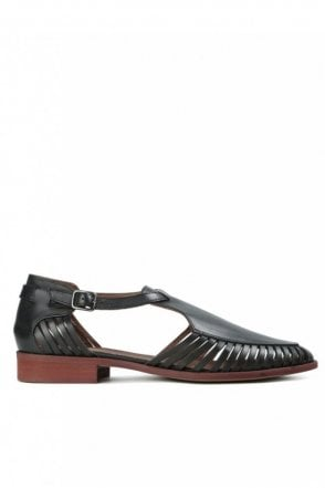 Belize Black Sandal