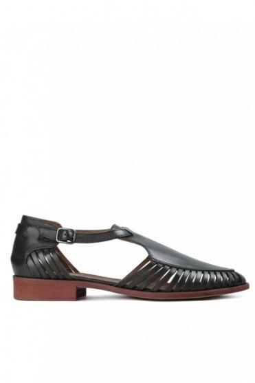Belize Black Sandal