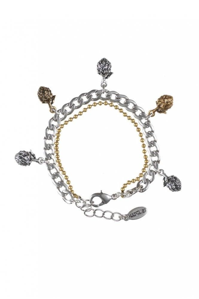 Hultquist Artichoke Bracelet
