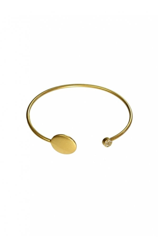 Hultquist Jewellery New Nordic Gold Cuff Bracelet
