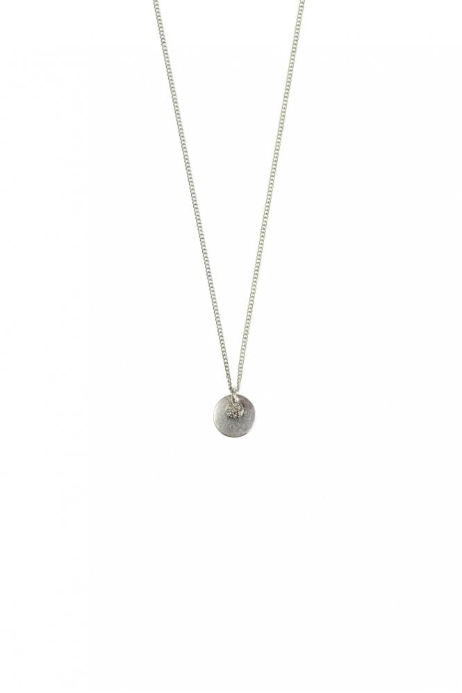 Hultquist New Nordic Silver Pendant Necklace