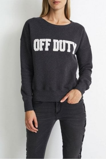 Off Duty Muse Fleece Sweater