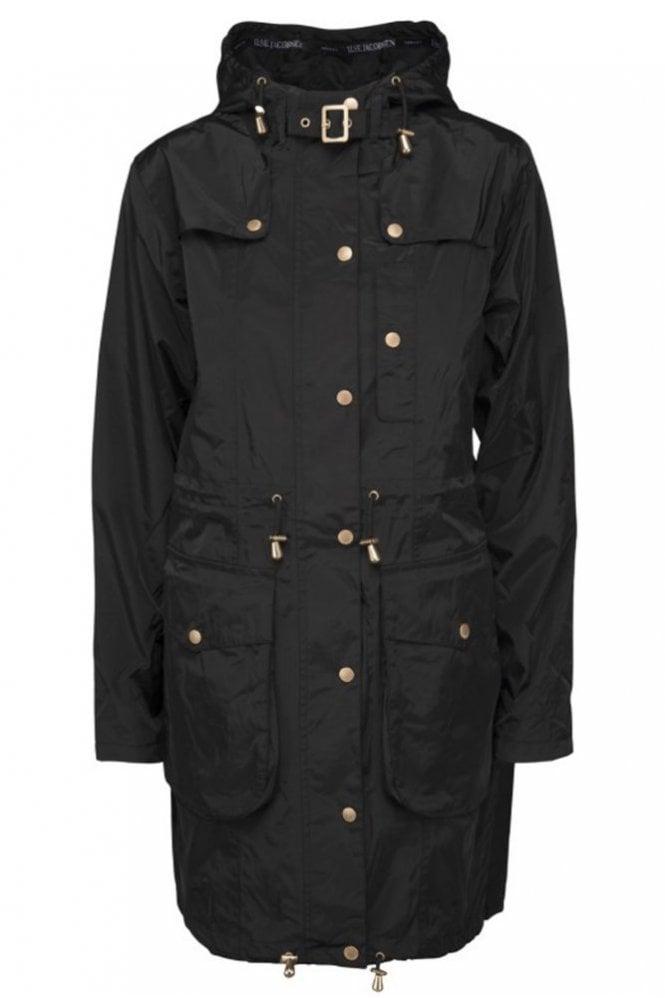 Ilse Jacobsen WIND06 Womens Wind Jacket in Black