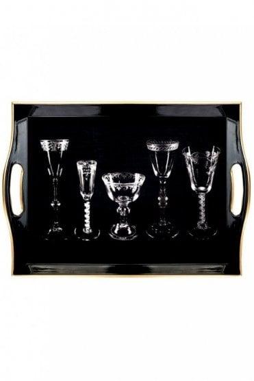 Drinking Glass Al Fresco Tray