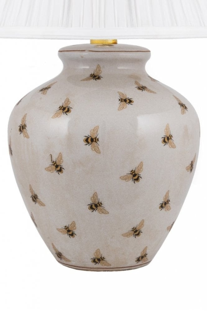 India Jane Small Bee Lamp Base