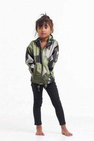 Mini Earth Rain Jacket