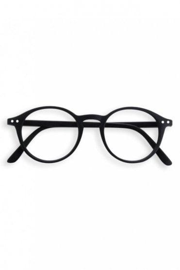 LetMeSee #D Reading Glasses in Black
