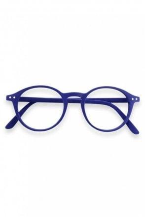 LetMeSee #D Reading Glasses in Navy Blue