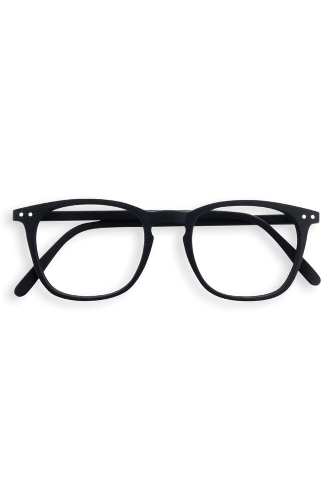4729704520 IZIPIZI LetMeSee  E Reading Glasses in Black at Sue Parkinson