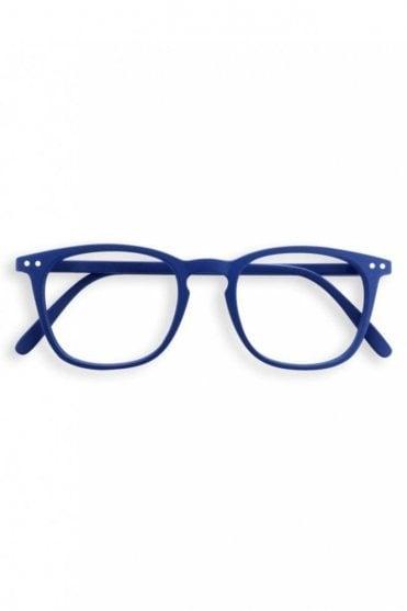 LetMeSee #E Reading Glasses in Navy Blue