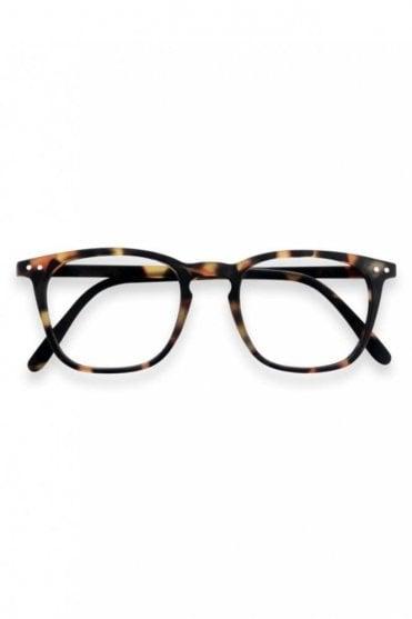 LetMeSee #E Reading Glasses in Tortoise