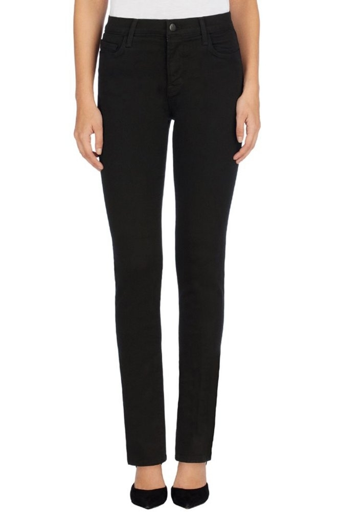 9b605738c04a J Brand Hanna Cropped Skinny Jean in Blanc at Sue Parkinson