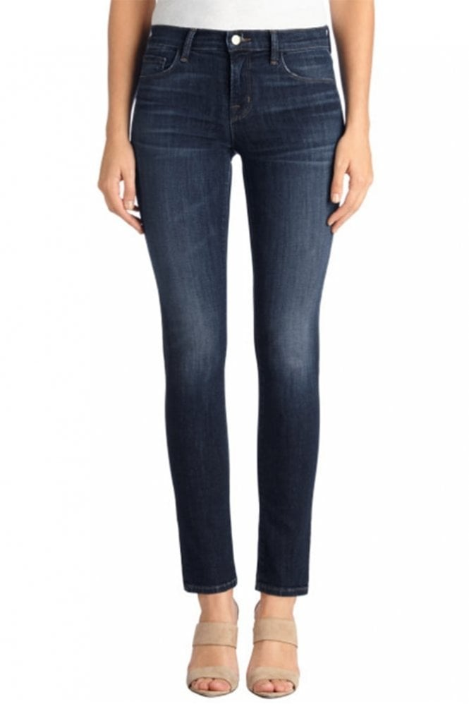 J Brand 811 Mid Rise Skinny In Reserved