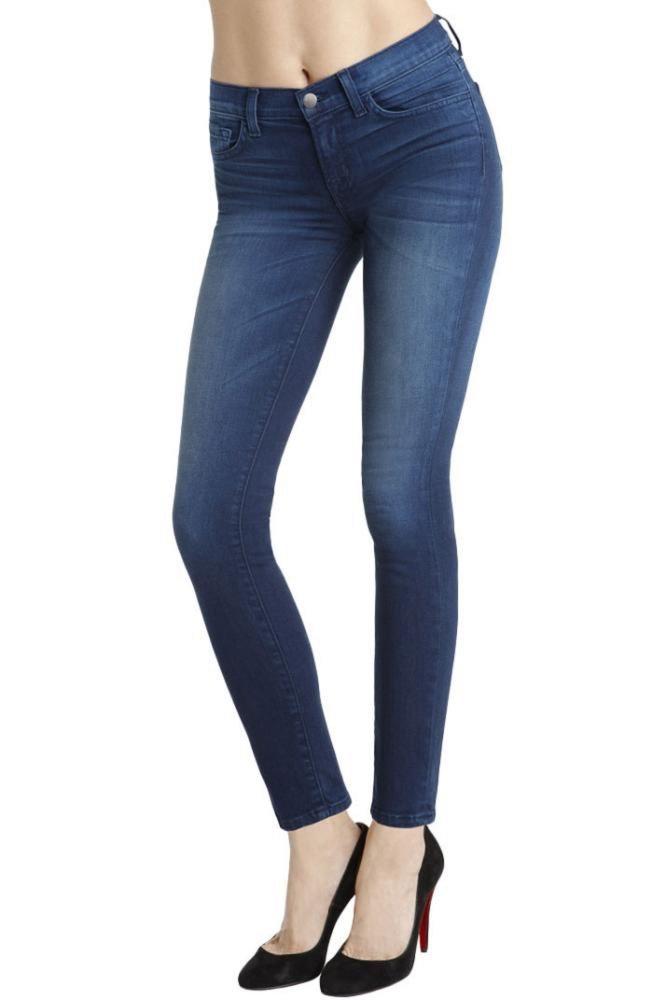 37855af8f72 JBrand 811 Mid-Rise Skinny Leg Jean in Avalon