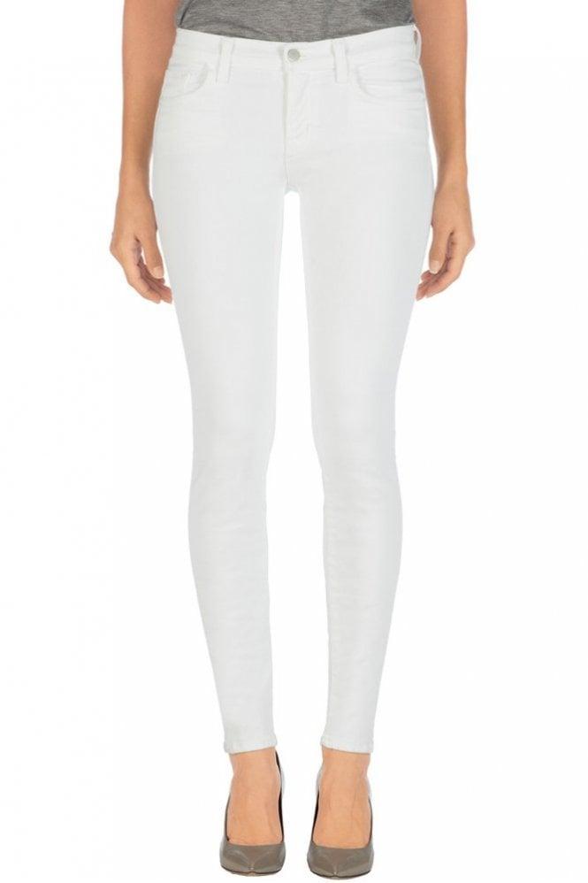 J Brand 811 Mid-Rise Skinny Leg Jean
