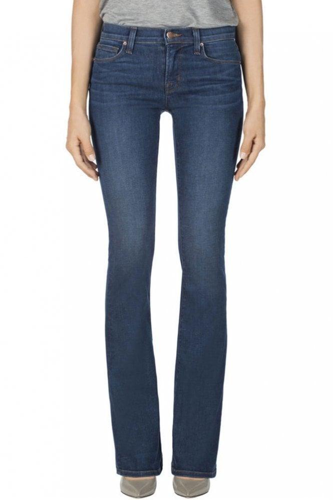 J Brand 8117 Brooke Mid-Rise Boot Cut Jean
