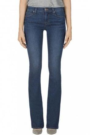 8117 Brooke Mid-Rise Boot Cut Jean