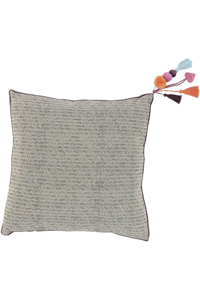 Jardin d 39 ulysse boheme gipsy velvet cushion at sue parkinson for Jardin d ulysse