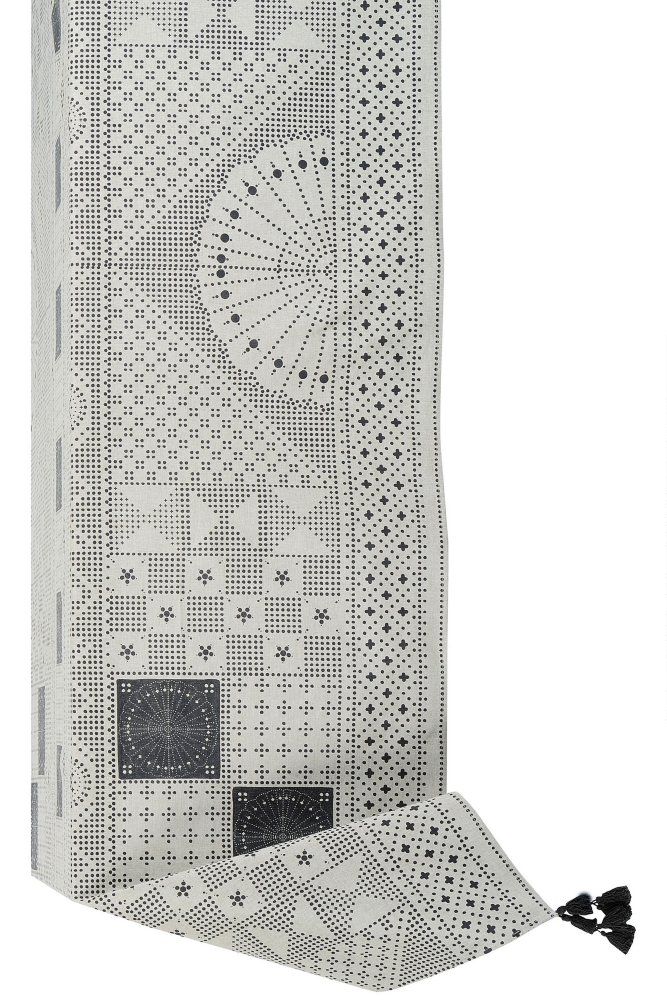 jardin d 39 ulysse eclectic rectangular tablecloth at sue. Black Bedroom Furniture Sets. Home Design Ideas