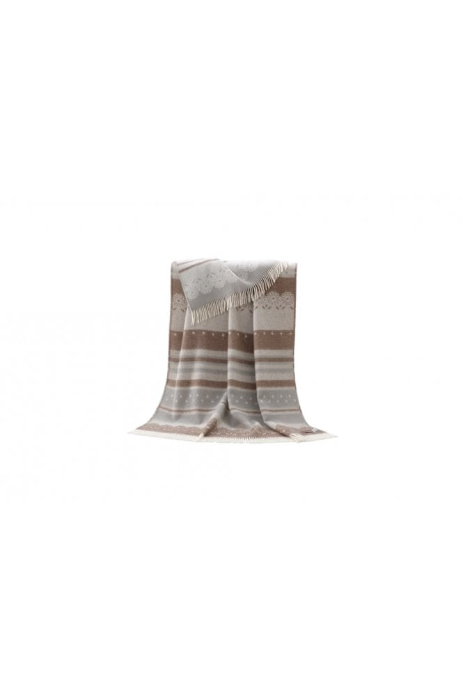 JJ Textiles Carol Throw