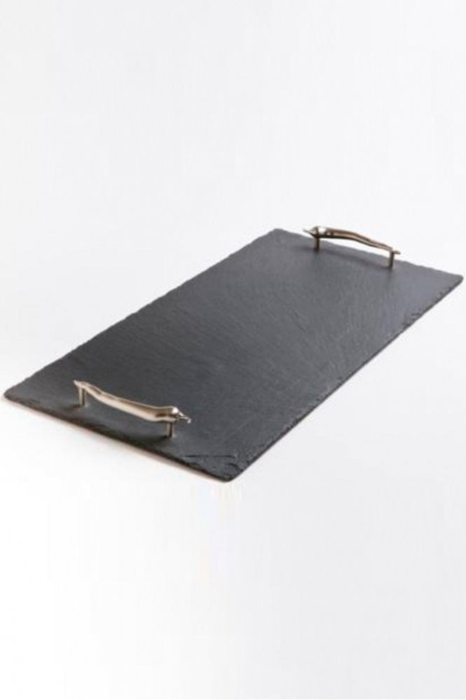 Just Slate Large Chilli Serving Tray