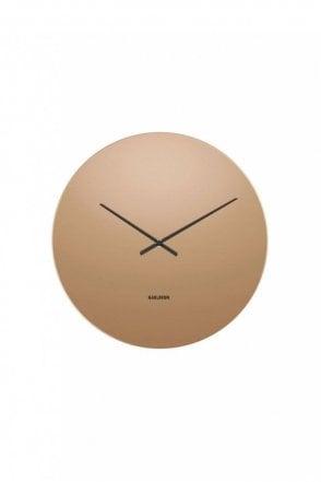 Mirage Copper Wall Clock