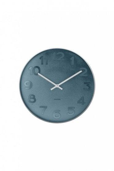 Mr Blue Wall Clock