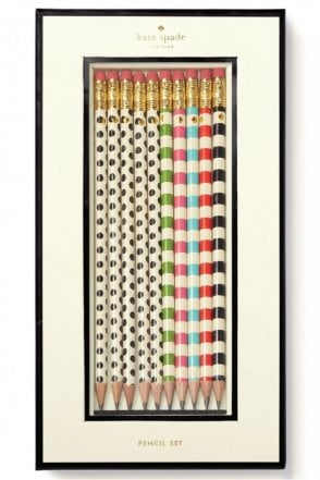 Dot The I's Pencil Set